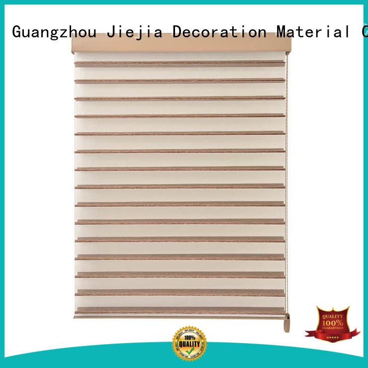 Jiejia shangri la blinds 100%Polyester restaurant