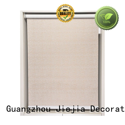 Jiejia blackout window shades nondeformable house
