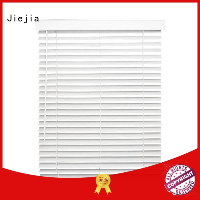 Jiejia venetian roller blinds flameproof restaurant