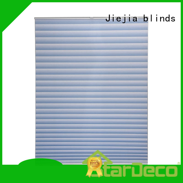 Jiejia best price on cellular shades manufacturers room