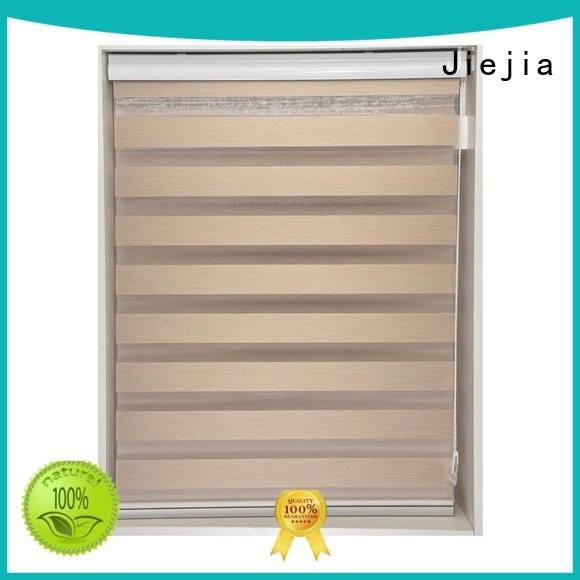 Jiejia Wholesale zebra blind installation Supply house
