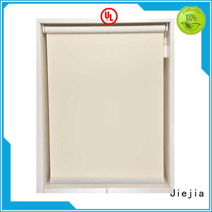 Jiejia custom sunscreen window coverings room