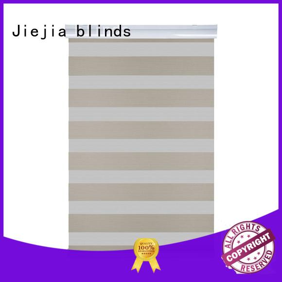 zebra window shades flameproof restaurant Jiejia