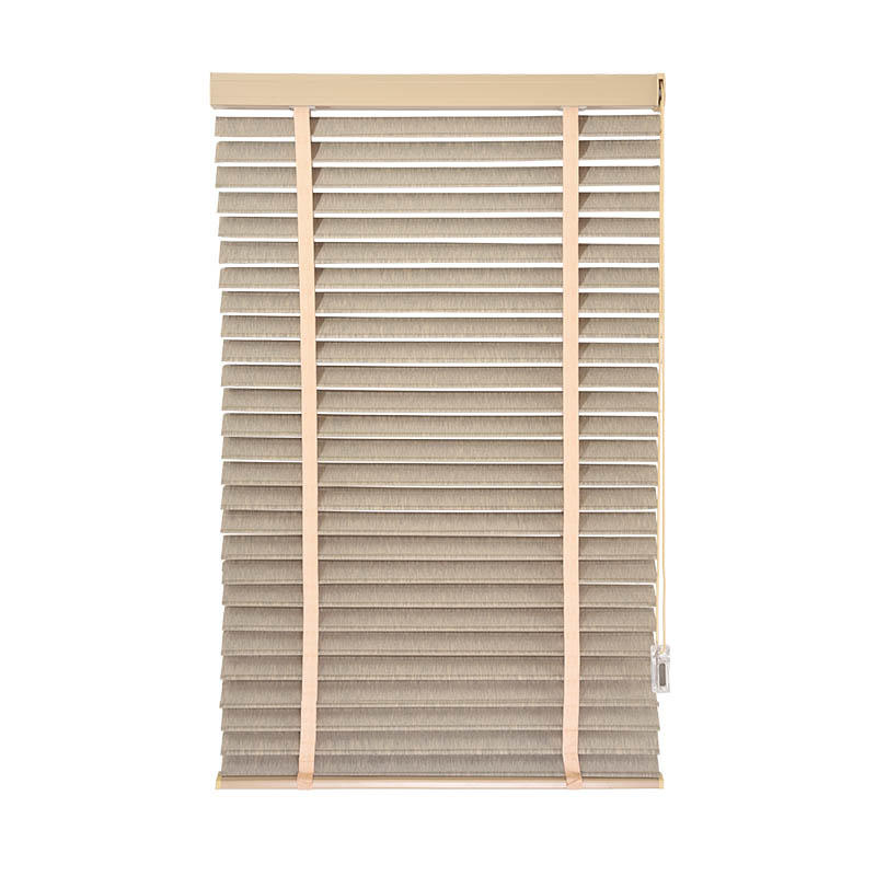 Jiejia custom wooden venetian shutters for business house-1