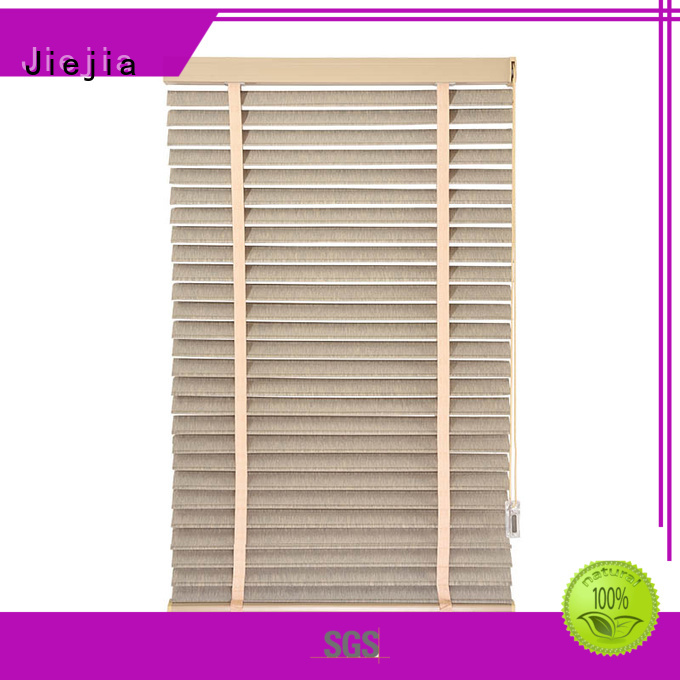 Jiejia vertical window shade venetian blinds anti-uv restaurant