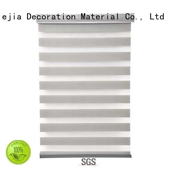 Jiejia new design cheap panel blinds Suppliers office