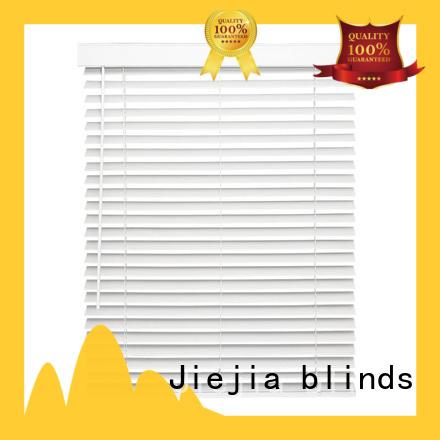 Jiejia manual ladder venetian window blinds sunscreen house