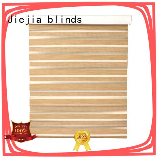 Jiejia zebra blind curtain high quality restaurant