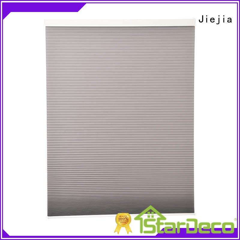 Jiejia cellular shades blinds heat insulation room
