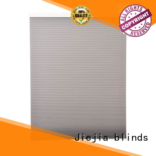 Jiejia cellular shades best blackout cellular shades factory price house