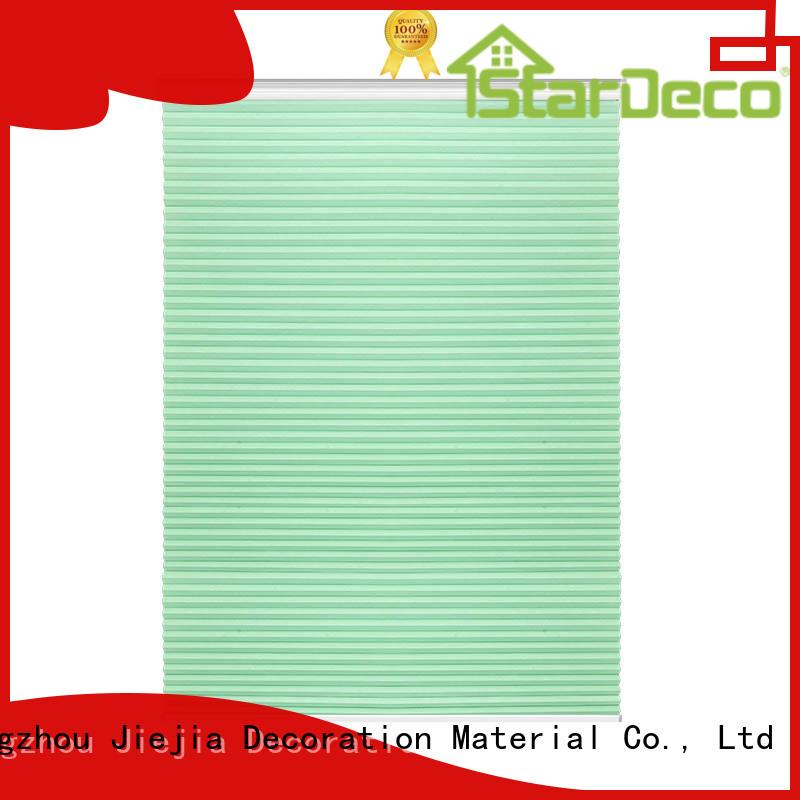 decolative blackout cellular blinds heat preservation house