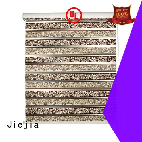 manufacturer zebra blind curtain motorized office