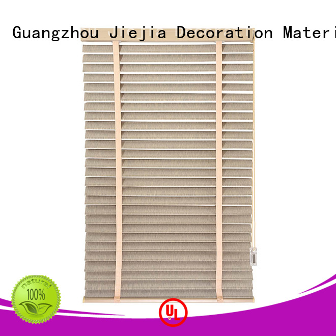 Jiejia manual ladder venetian window blinds sunscreen house