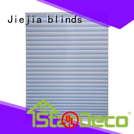 Jiejia cellular shades cellular window blinds heat insulation room