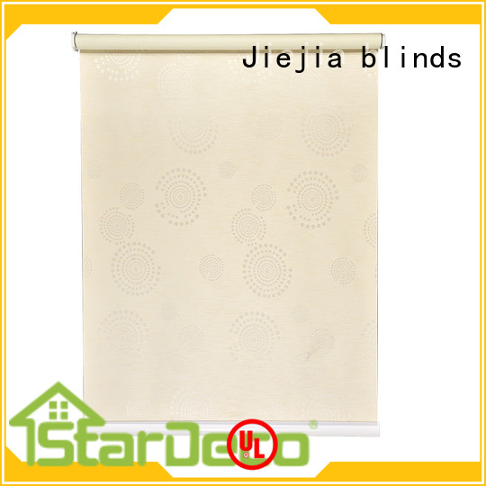electric wooden roller blinds company hotel
