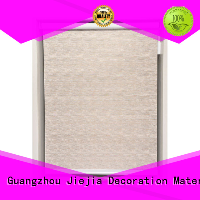 Jiejia electric adjustable blackout roller blind insulated hotel