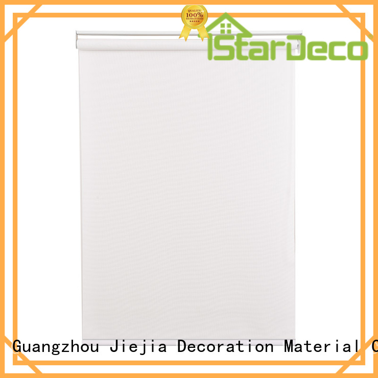 Jiejia sunscreen blinds for windows flameproof house