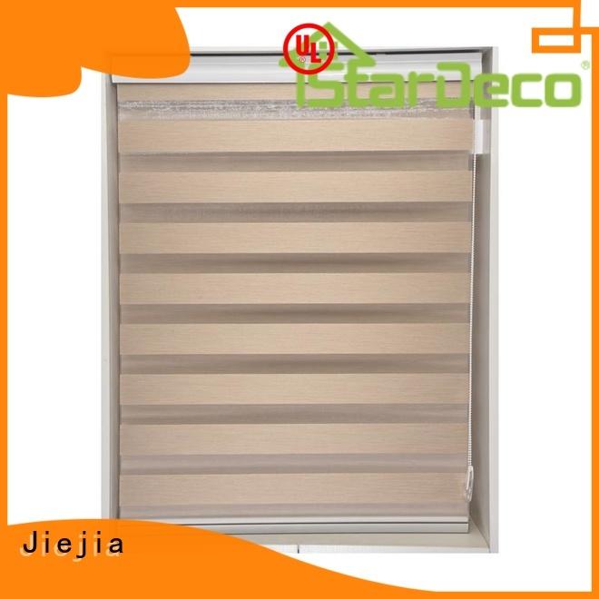 Jiejia zebra shutters high quality house