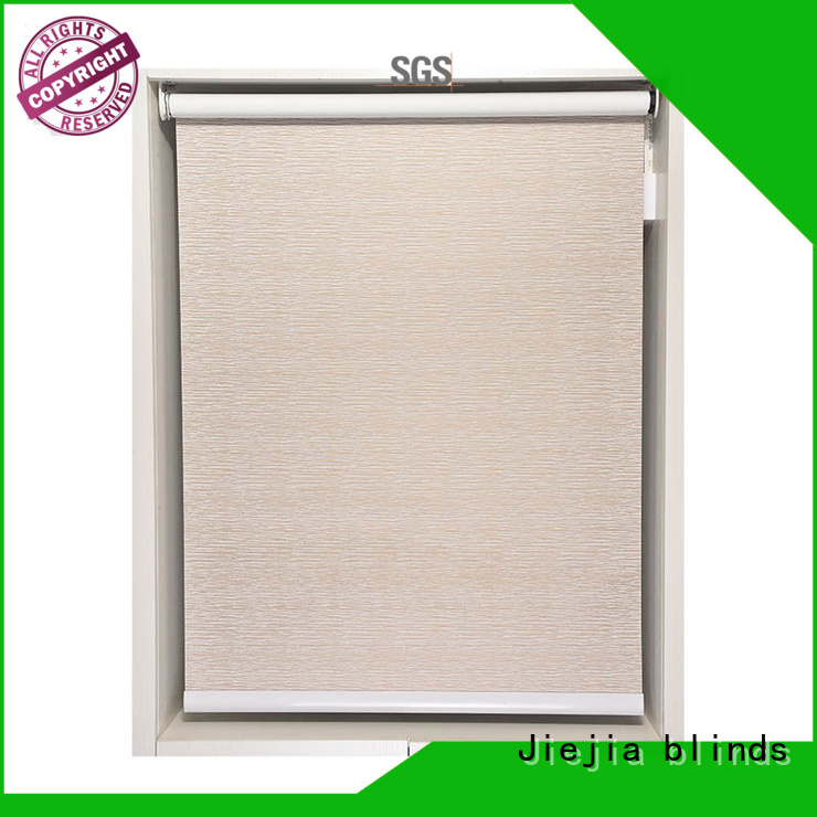 Jiejia blackout window shades nondeformable restaurant
