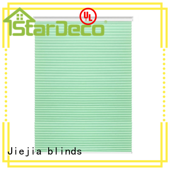Jiejia blackout cellular blinds factory price restaurant