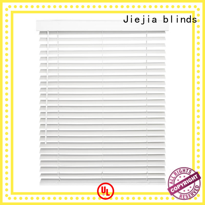 Jiejia manual ladder venetian roller blinds anti-uv house