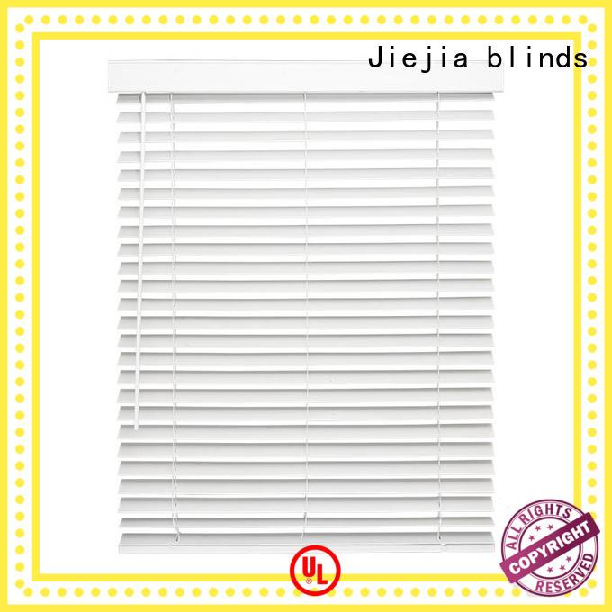 Jiejia manual ladder venetian roller blinds anti-uv house