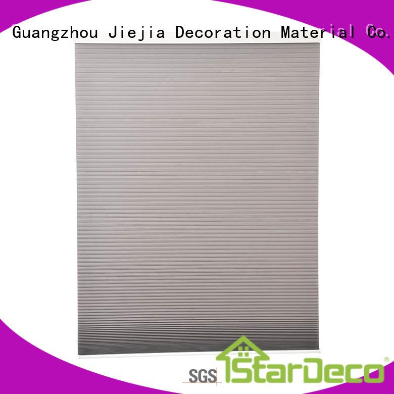 Jiejia real wood blinds Suppliers room