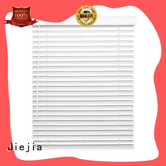 Jiejia custom window shade venetian blinds anti-uv restaurant