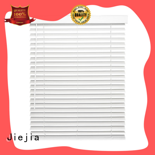 Jiejia custom window shade venetian blinds anti-uv restaurant