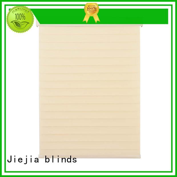 Jiejia ODM shangri la blinds bay window house
