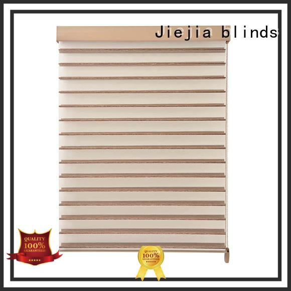 Jiejia OEM shangri la shades french windows room