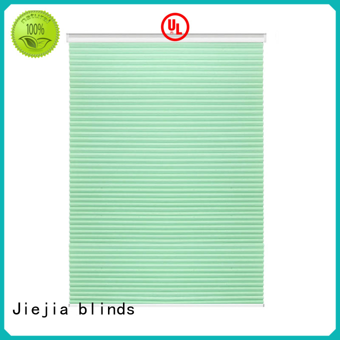 Jiejia cellular shades room darkening cellular shades room