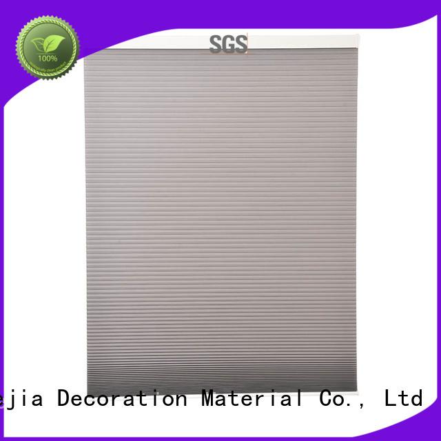 Jiejia cellular window blinds heat insulation house
