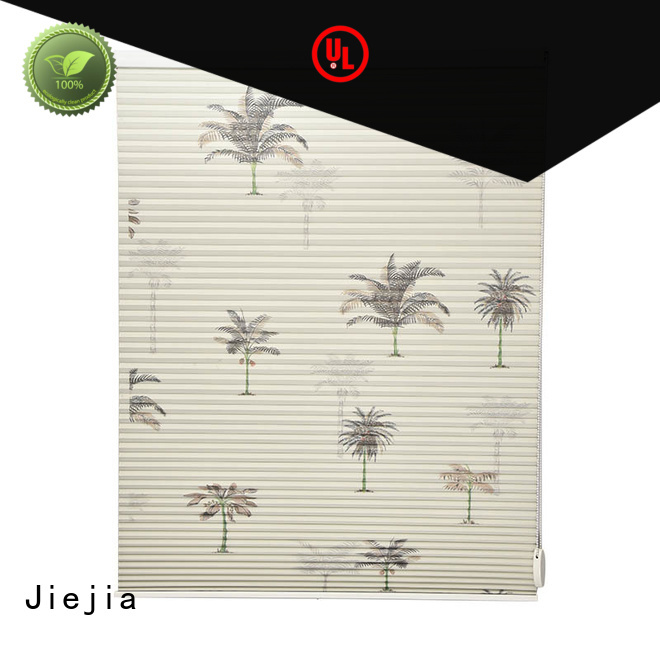 Jiejia New cellular shades for doors company room