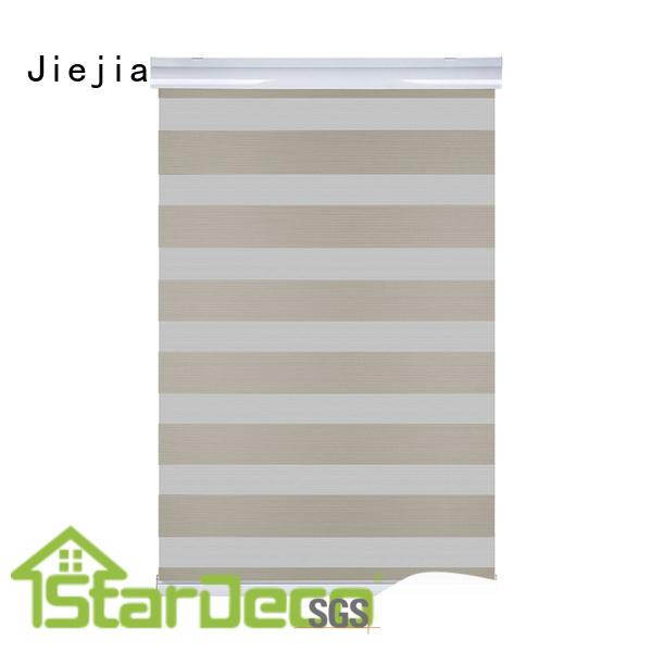 Jiejia outdoor blackout blinds company house