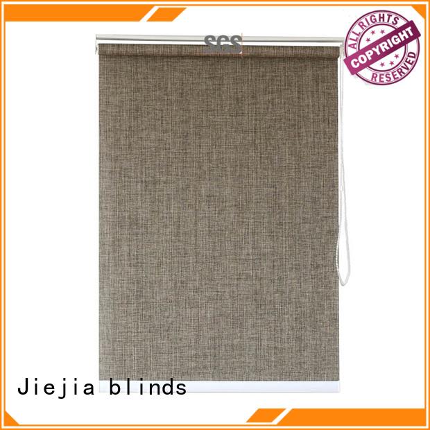 Jiejia sunscreen roller blind flameproof house