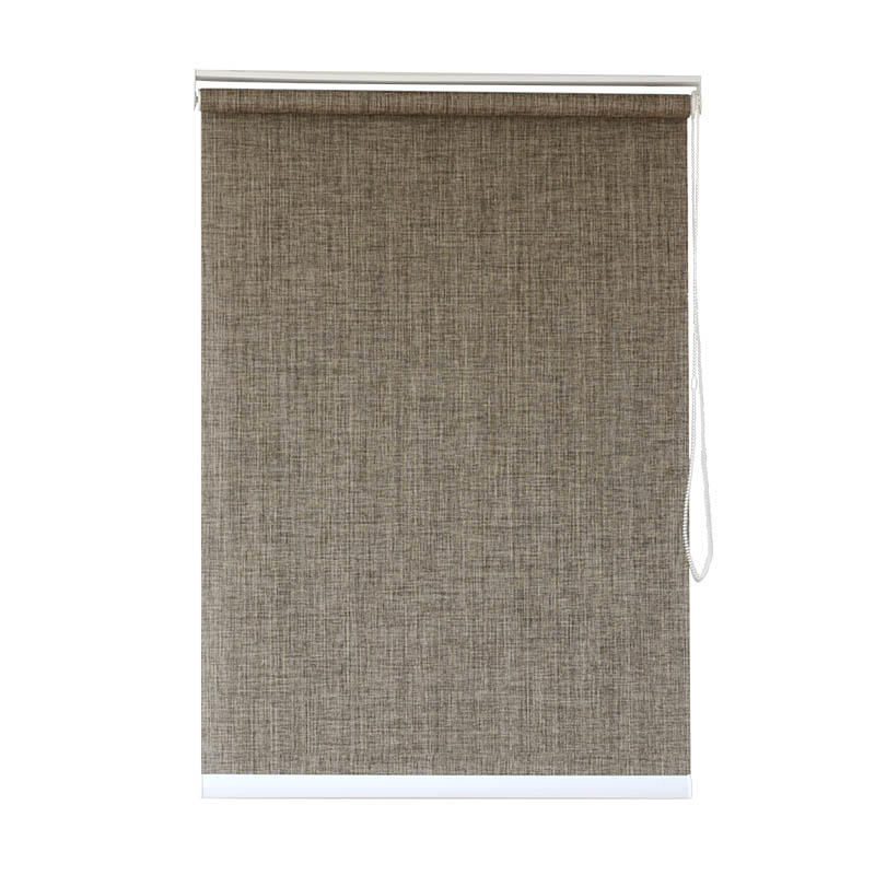 Top grey roller blinds for business restaurant-1