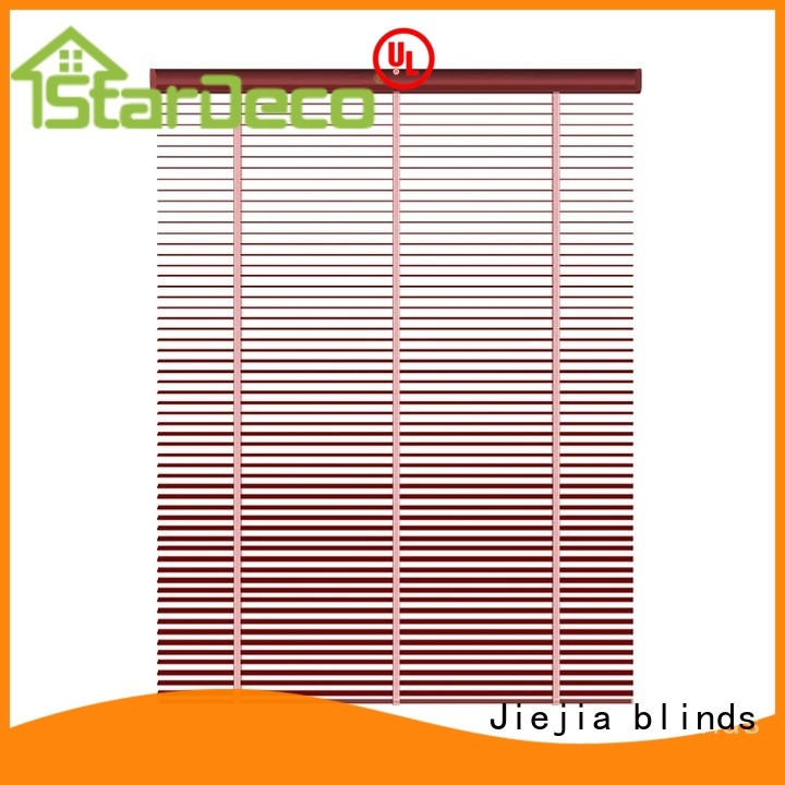 Jiejia Wholesale aluminium vertical blinds uk on-sale house