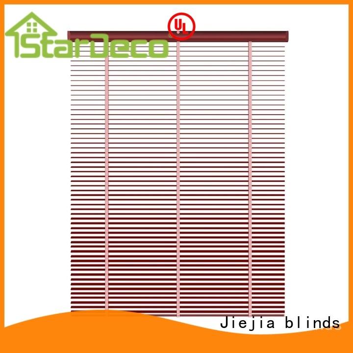 Jiejia Wholesale aluminium vertical blinds uk on-sale house