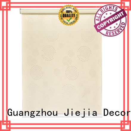 blackout roller blinds insulated restaurant Jiejia
