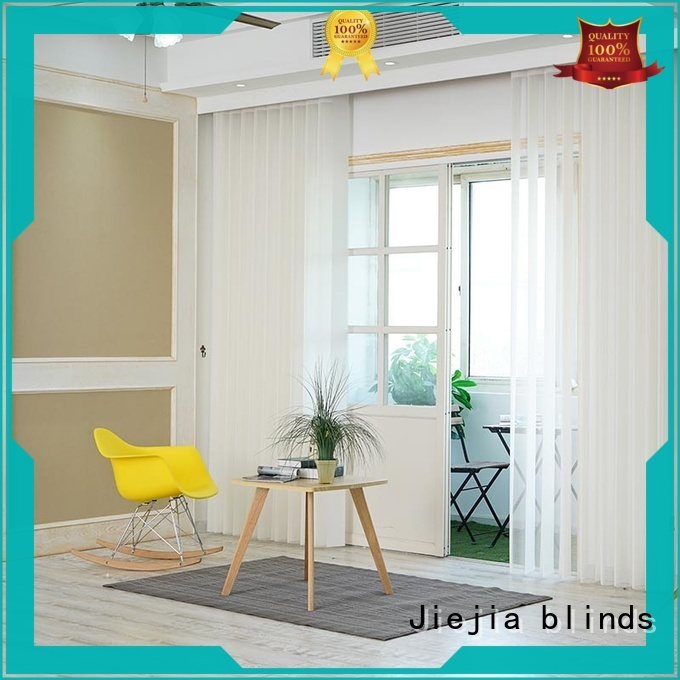 patio window vertical blinds Jiejia