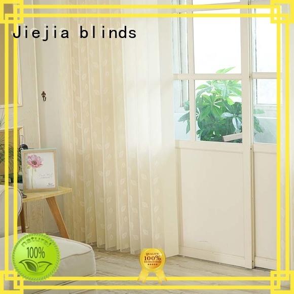 room darkening vertical blinds Jiejia