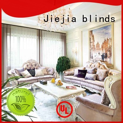 Jiejia Wholesale blockout blinds company