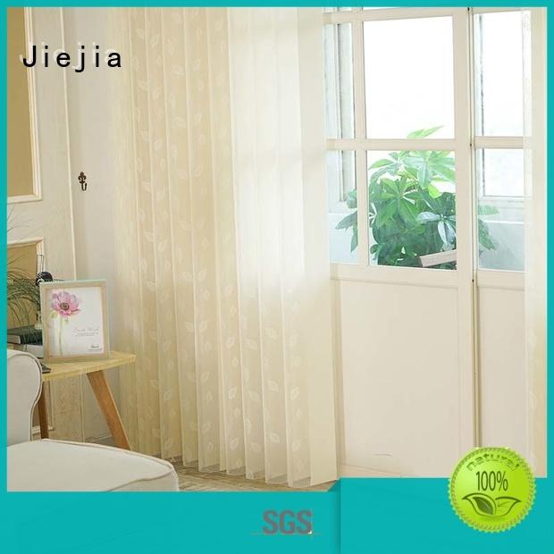 Jiejia vertical window shades