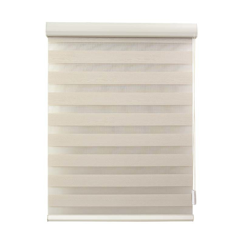Wholesale OEM ODM Sunscreen Double Layer Zebra Shade Blinds