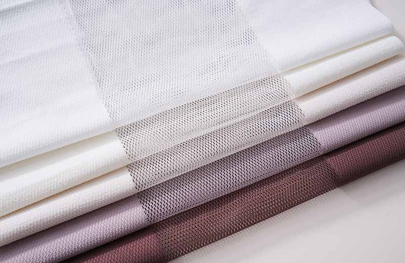 Wholesale Home Decor Soft Fabric Vertical Shades-11