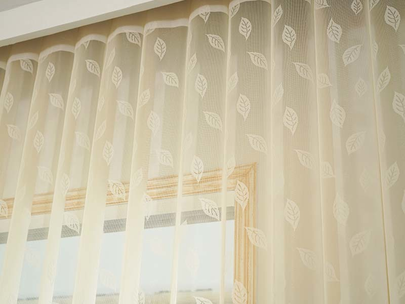 Jiejia living room vertical blinds