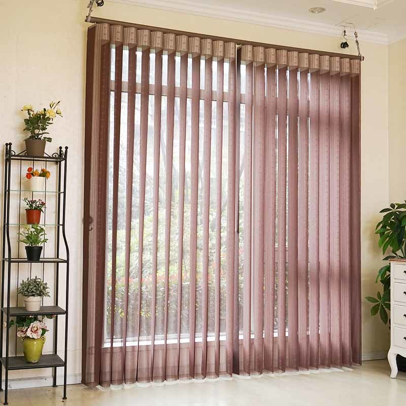 vertical louver blinds