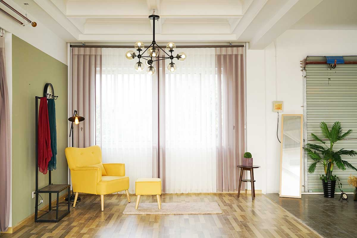 Wholesale Window Treatment Standard Vertical Blinds For Bedroom-21