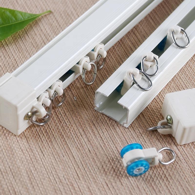 High quality aluminium curtain track and rails